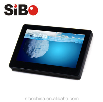 Sibo Q896s Model Rooted Tablet With Usb Jumper,Wifi,Poe And Mounted Bracket  For Software Debugging - Buy Android 6 0 Tablet,New Models Tablets,Sibo