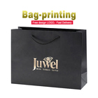 2020 Custom wholesale paper bag printing logo shopping gift bag/kraft bag for jewelry packaging