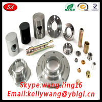 Hardware Factory Custom Pricison CNC Auto Lathe Milling Machine Stainless Steel/Aluminum/Brass Smart Parts
