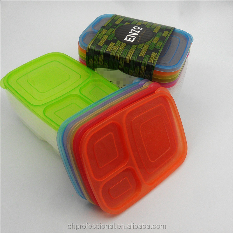 safe plastic custom bento lunch box buy bento lunch box. Black Bedroom Furniture Sets. Home Design Ideas