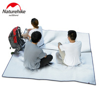 Super big foil mat240*240 Aluminum film moisture mat outdoor picnic mat camping ground mat