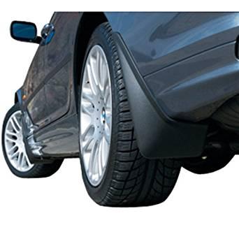 BMW Mud Flaps Set of Front - 3 Series Sedans 2006,2008/ 3 Series Sport Wagons 2008/ 328i Sedan 2007/ 328xi Sedan 2007/ 335xi Sedan 2007