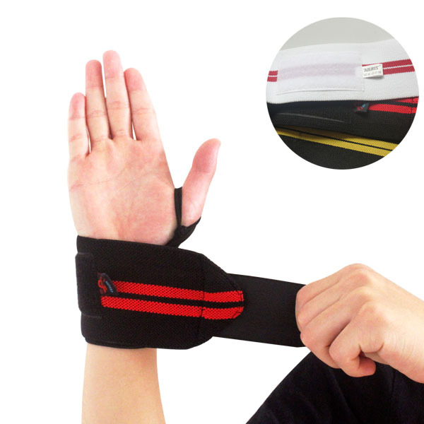 Professional Training Wrist Wraps <strong>Weight</strong> Lifting Wrist Wraps