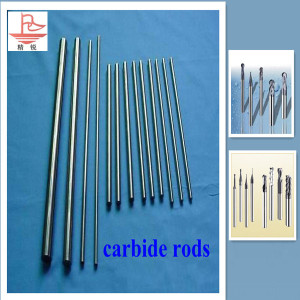 Dia 16mm * 330mm L extruded carbide rod, cemented rod,tungsten carbide rodmetal tungsten,