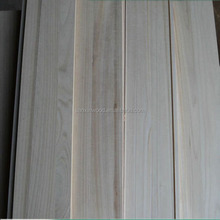 A/b Grade 18mm Paulownia Jointed Board For Diy Supermarket