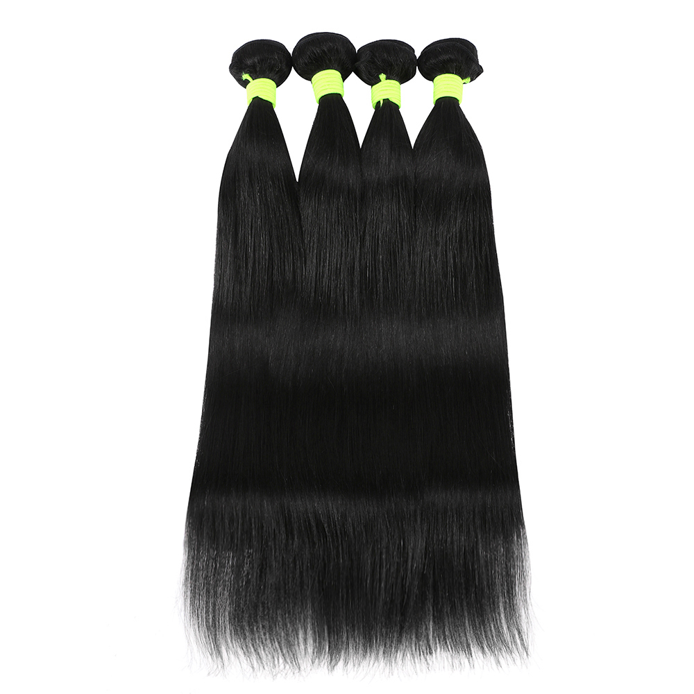 2019 Hot selling unprocessed raw Brazilian hair cuticle aligned hair 40 inch long hair Directly From newness factory, Natural color