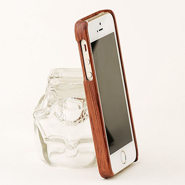 wholesale wood mobile/cell phone case/cover of phone 5/5S/5SE