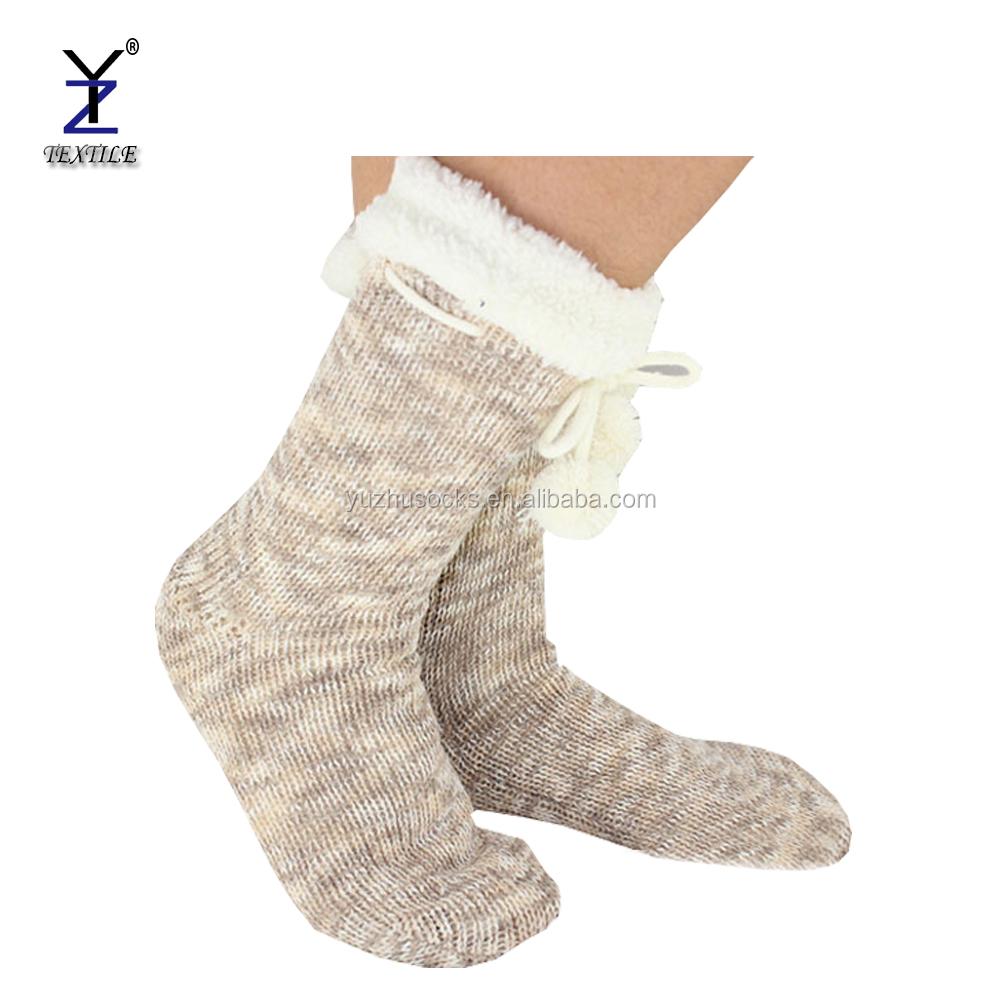 Encuentre el mejor fabricante de calcetines de lana a ganchillo y ...