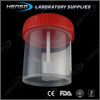 Henso medical disposable laboratory plastic stool cup