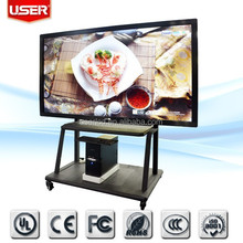 LCD projection screen, electronic interactive board,digital whiteboard display,presentation equipment