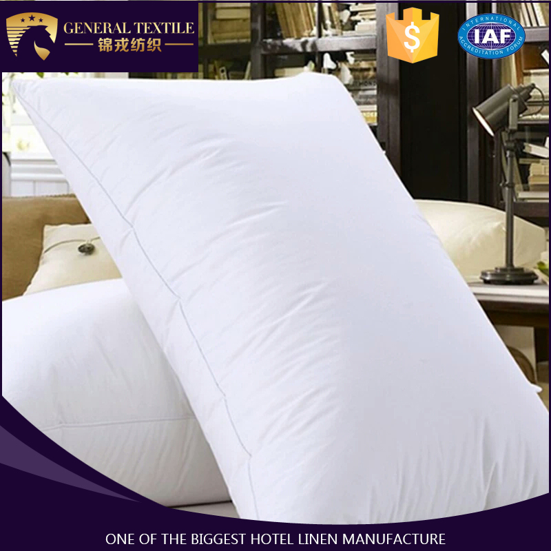 Luxury design factory made custom wholesale hotel blank pillow cover