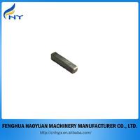 customized small keystock mechanical parts