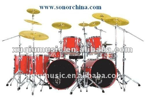 Sn-8002 hoch- Klasse 8-pc ahorn drum-kits