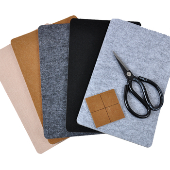 Strong Self Adhesive Felt Cushion Furniture Legs Sticking Mute Wood Floor  Protector Chair Pad