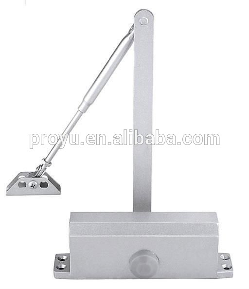 Newest Frameless Glass Aluminum Alloy Automatic Electric Door Closer PY-DC2