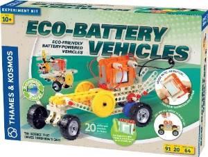 Thames & Kosmos Eco-Battery Vehicles by Thames & Kosmos