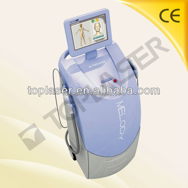 Radio frequency rf at home skin tightening machine