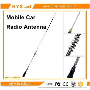 Hf Vhf Uhf Multi-band Mobile Car Radio Antenna For Vehicle Radio  Tk768g,Tk231 - Buy Hf/vhf/uhf Multi-band Antenna,Multi Band Antenna,Car  Antenna