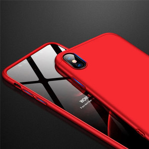 SAIBORO shockproof protective 3 in 1 hard pc slim mobile phone back cover case for samsung galaxy a8s