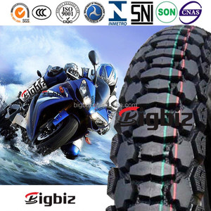 Excellent 2.75-19 anti-slippy cross country pattern motorcycle tire
