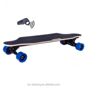 High speed 35KM/H fast eletric skateboard best wholesale price street electric long board