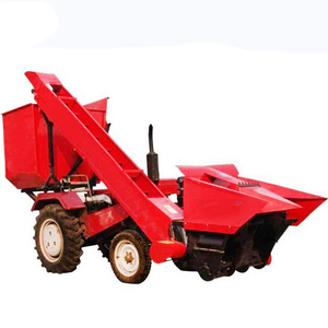 Mini corn harvester beans tractor mounted corn combine harvester price