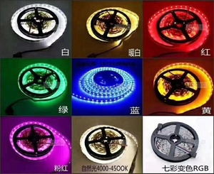 RGB LED Strip Light 5050 2835 10M 5M LED Light rgb Leds tape diode ribbon Flexible Controller DC 12V