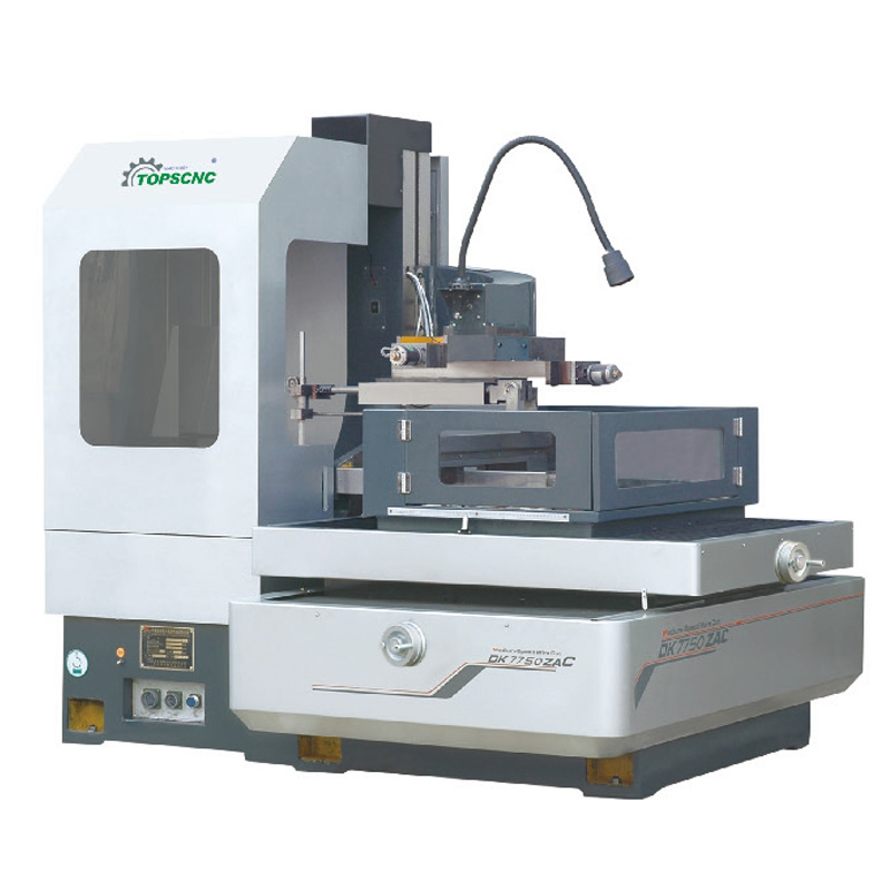 manufacturer cnc wire cut edm machine for various type material