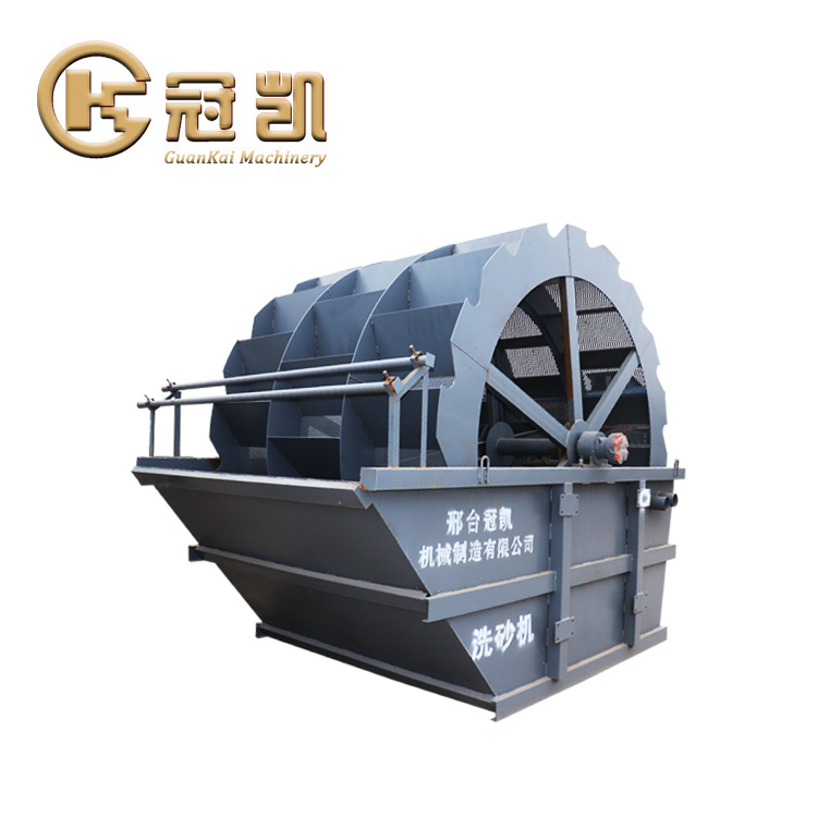 Top quality sea sand washing plant machine