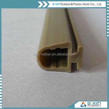 Important heat resistant gasket strip