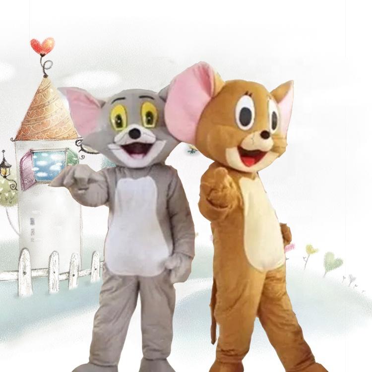 Adult Cartoon animal walking mascot cosplay costumes