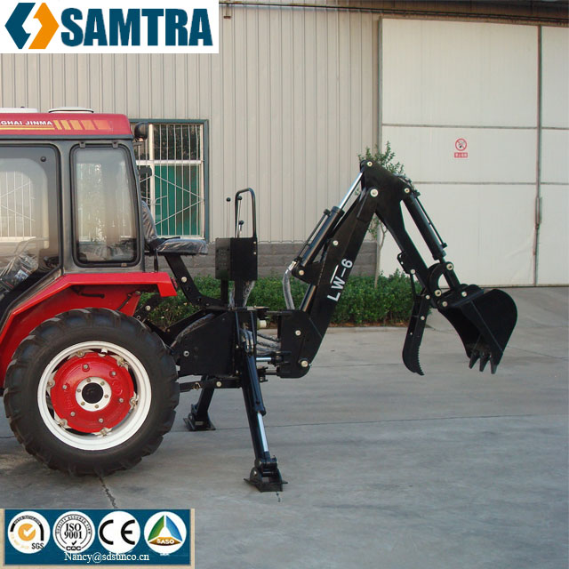 Tractor Mounted 3 Point Hitch Backhoe Attachment - Buy Backhoe Attachment  Compact Tractor,Backhoe Loaders Tractor Attachment,Backhoe Attachments For