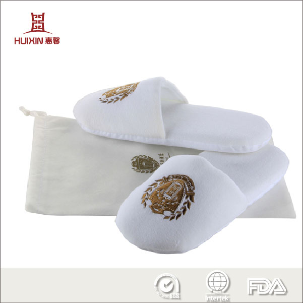 Disposable unisex size hotel bedroom slippers disposable unisex size slippers for hotel bedroom