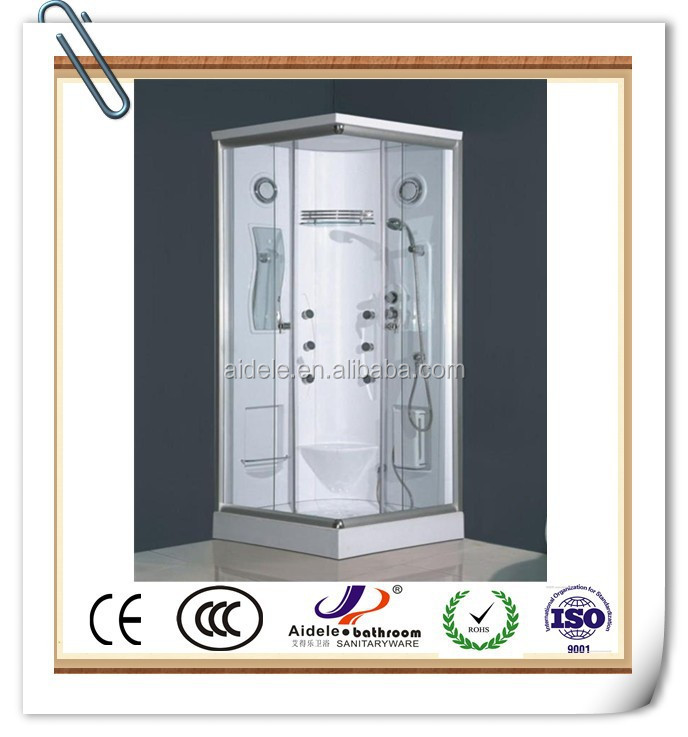 2015 New arrival good quality luxury massage steam shower room/shower cabin/OEM manufacture