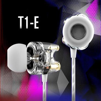 Hifi TTPOD T1E T1 Enhanced High Fidelity Definition Bass