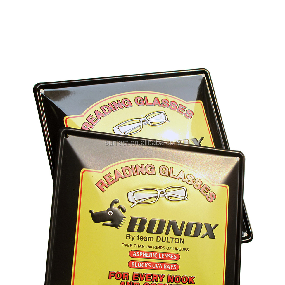 Custom Embossed Tin Signs, Custom Embossed Tin Signs Suppliers and ...
