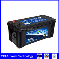 China Manufature ac delco automotive battery
