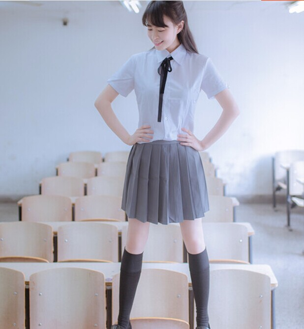 Asian Sexy Asian Girls In Short Skirt - Buy Sexy Costume Sex School Girl  Uniform,Sexy Costume School Uniform,Pleated Skirt Girls School Uniform ...