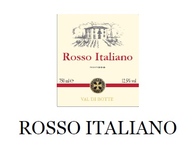 Red Wine Tuscan_Rosso Italiano
