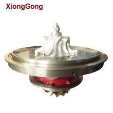China marine turbocharger core for Diesel Engine ship