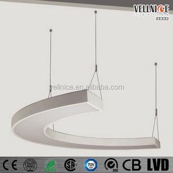 Aluminum Led 50w Office Pendant LightHanging Lamp Buy Aluminum