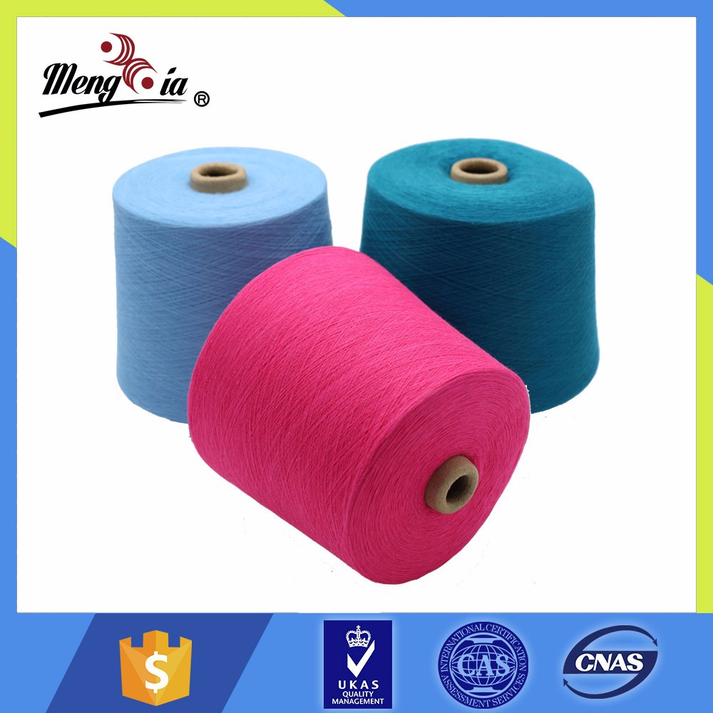 China Factory Supply 30S combed cotton yarn price india