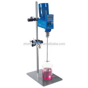 JJ-2 Cantilever type constant speed strong electric mixer / high viscosity liquid electric mixer