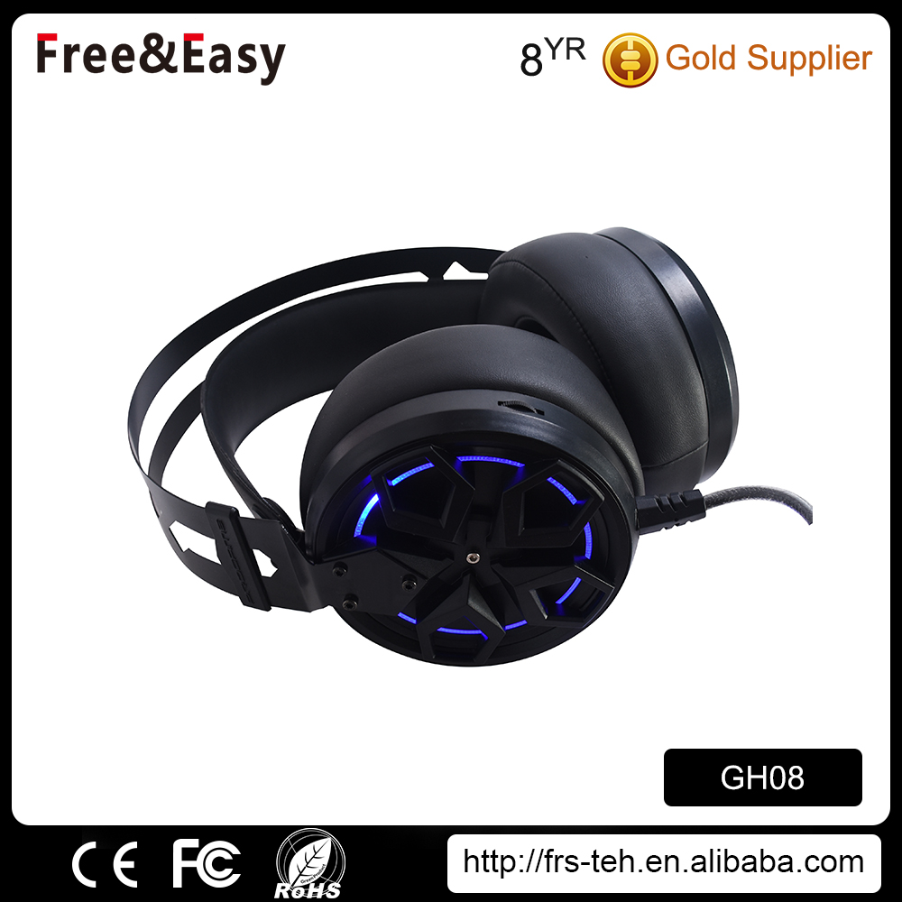 vibrator computer headphones with mic