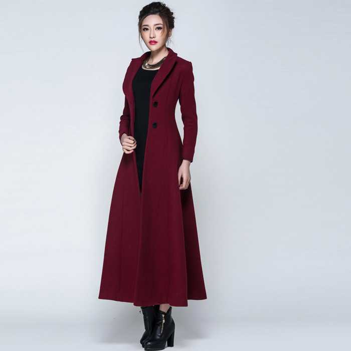 The best women's winter coats to buy from the UK high street in Belted pressed-wool coat, £, Harris Wharf London @ Matches. Red checked long line coat, £55, Missguided. BUY NOW.