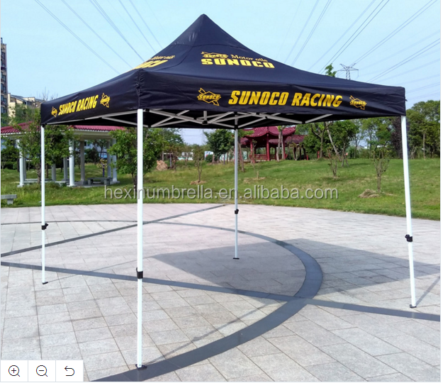 3X3 Folding Outdoor Custom Printing Gazebo Tent for Advertising