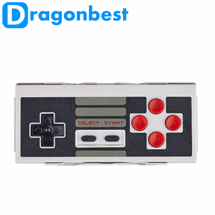 טוב מחיר של 8 8BITDO Gamepad WiFI BT בקר NES30 ultrathin אלחוטי gamepad עם CE & ISO