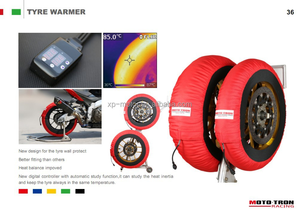 NEW Superbike/Supersport Motorcycle Racing Tyre Warmer 200/190/180/165/120/110 Front scooter to Superbike/Supersport