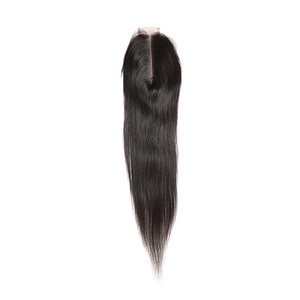 Cheap Customized 2X2 2X4 2X6 3 X 4 Human Hair Lace Closure 130 Density