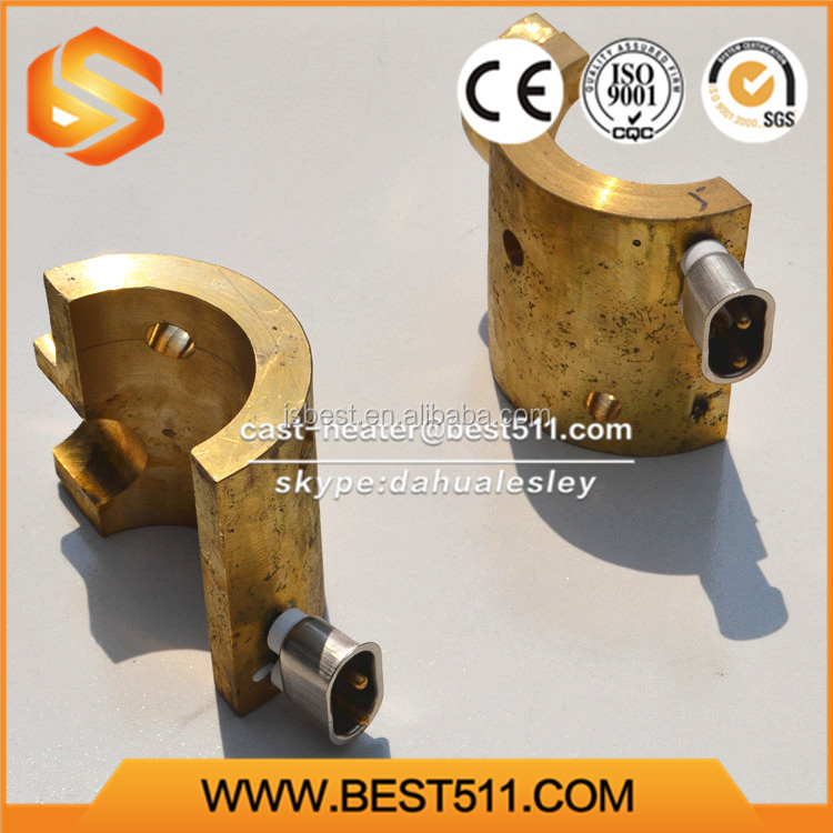 made in china CE certificated copper heating plate